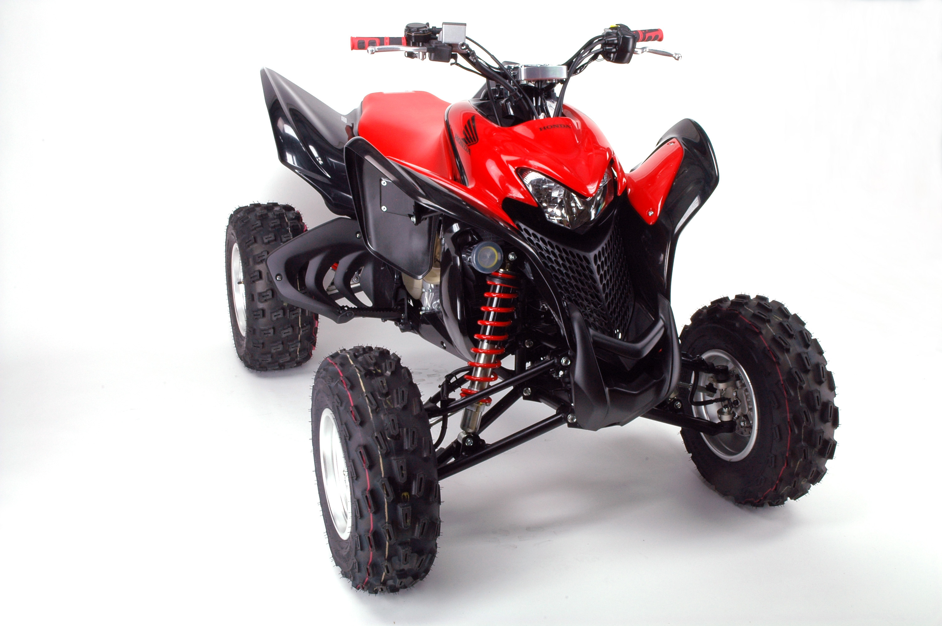 Photo :: TRX 700XX 2008